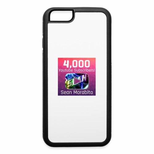 4000 Subs edited - iPhone 6/6s Rubber Case