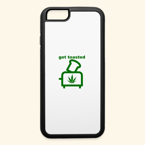 GET TOASTED - iPhone 6/6s Rubber Case