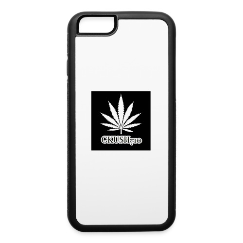 Weed Leaf Gkush710 Hoodies - iPhone 6/6s Rubber Case