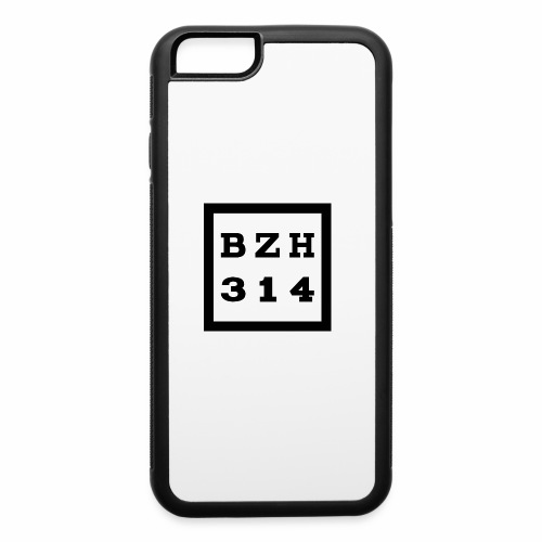 BZH314 Games Big Logo - iPhone 6/6s Rubber Case