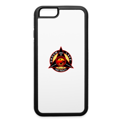 THE AREA 51 RIDER CUSTOM DESIGN - iPhone 6/6s Rubber Case