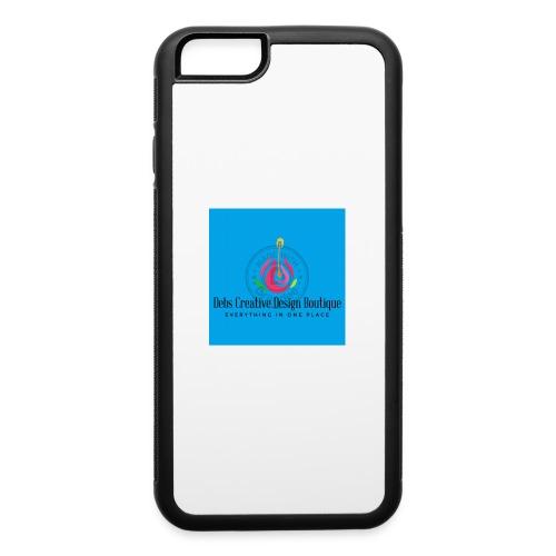 Debs Creative Design Boutique 1 - iPhone 6/6s Rubber Case
