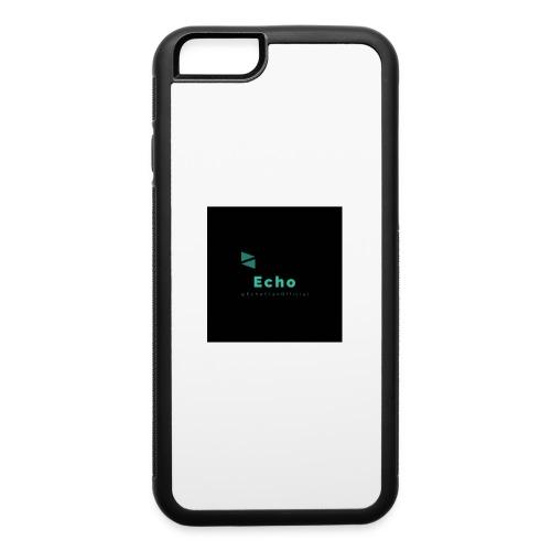 Echo Clan Offical Logo Merch - iPhone 6/6s Rubber Case