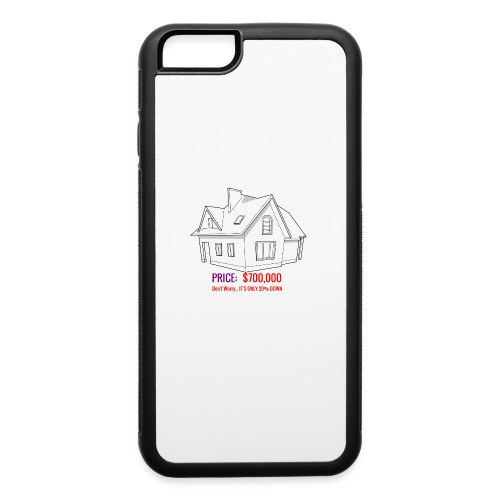 Fannie & Freddie Joke - iPhone 6/6s Rubber Case
