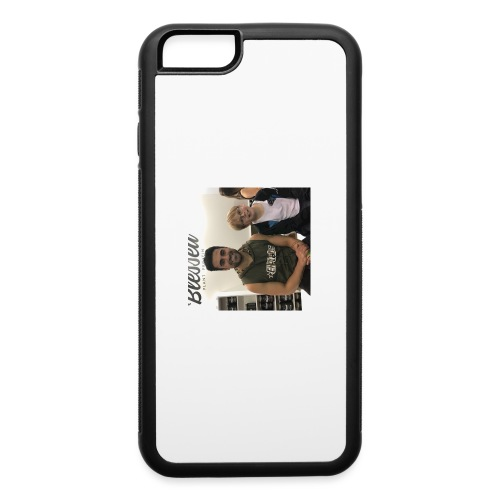 me with gorge janko - iPhone 6/6s Rubber Case