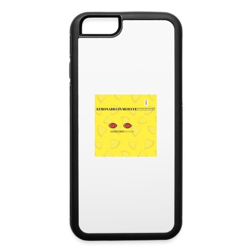 LEMONADES IN MEH EYE travel cases and accessories - iPhone 6/6s Rubber Case