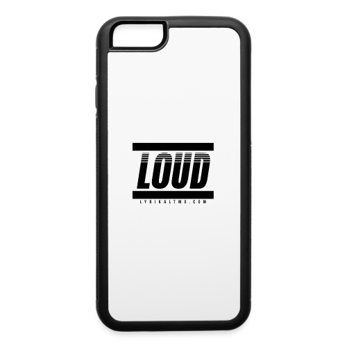 LOUD - iPhone 6/6s Rubber Case