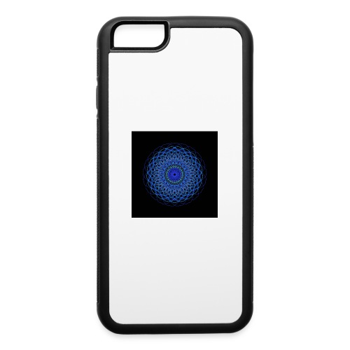Controlled Chaos - iPhone 6/6s Rubber Case