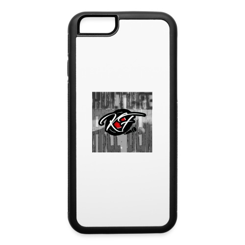 KulturefreeDem Logo Merch Design - iPhone 6/6s Rubber Case