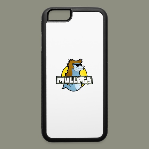 mullets logo - iPhone 6/6s Rubber Case