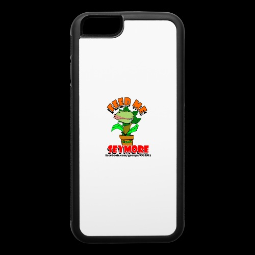 FEED ME SEYMORE - iPhone 6/6s Rubber Case