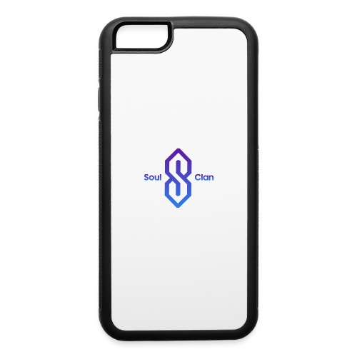 Soul Clan Logo - iPhone 6/6s Rubber Case
