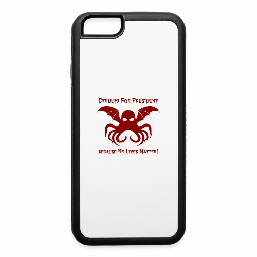 Cthulhu For President - iPhone 6/6s Rubber Case