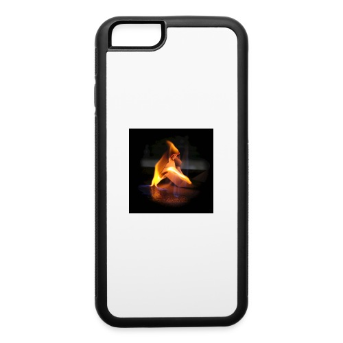FireZoo T-Shirt - Let the heat be on - iPhone 6/6s Rubber Case