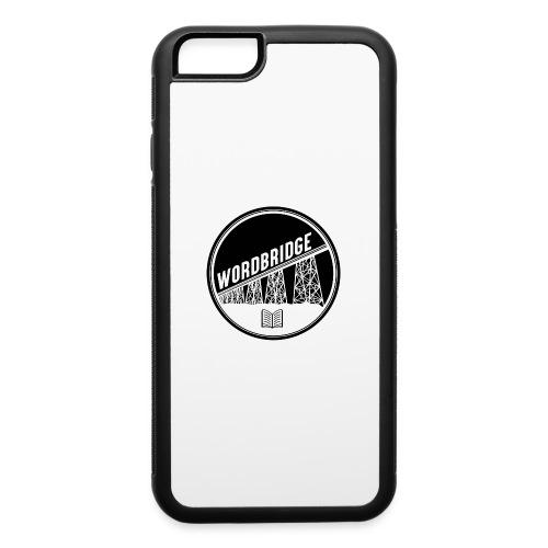 WordBridge Conference Logo - iPhone 6/6s Rubber Case