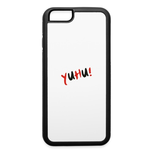 Yuhu! The design for young and smart generation - iPhone 6/6s Rubber Case