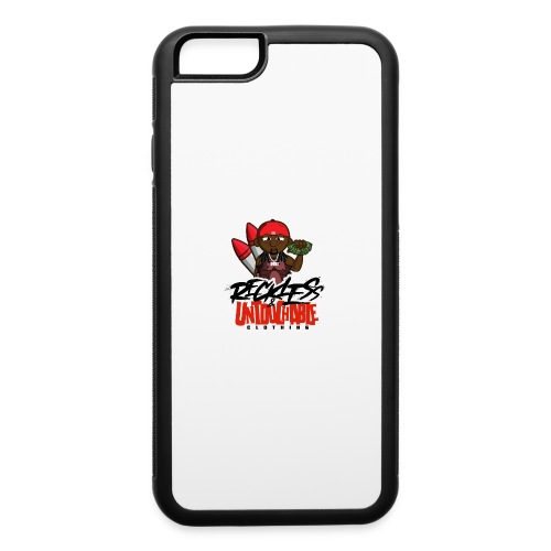 Reckless and Untouchable_1 - iPhone 6/6s Rubber Case