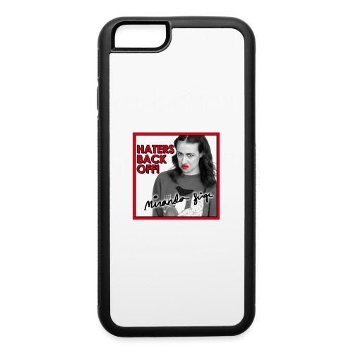 Miranda Sings Haters Back Off! - iPhone 6/6s Rubber Case