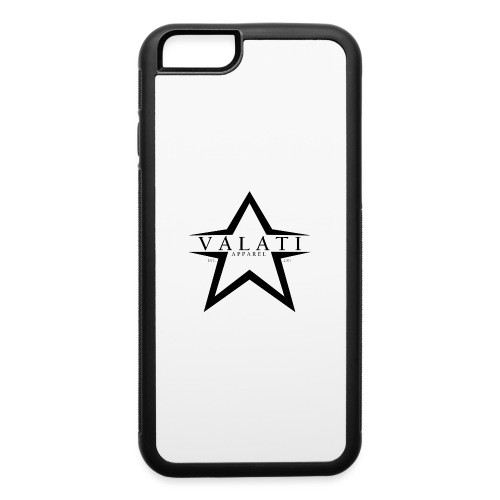 V-STAR Black - iPhone 6/6s Rubber Case