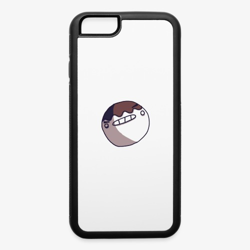 I'm dying inside face - iPhone 6/6s Rubber Case