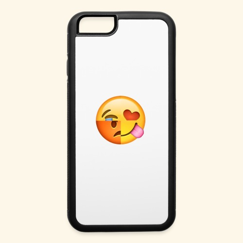 E Tees , Unique , Love , Cry, angry - iPhone 6/6s Rubber Case