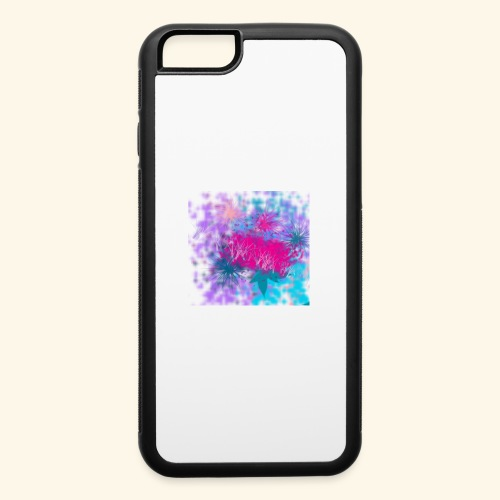 Abstract - iPhone 6/6s Rubber Case