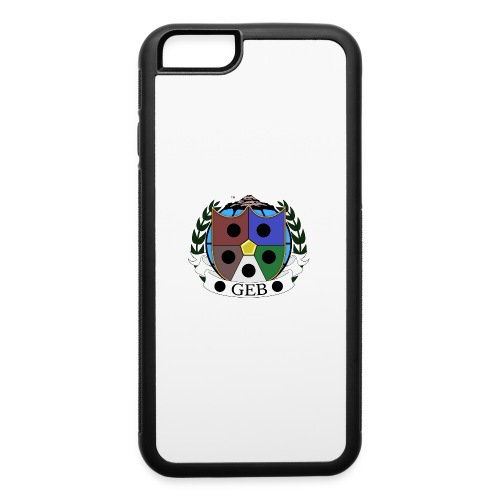 GEB Series Logo - iPhone 6/6s Rubber Case