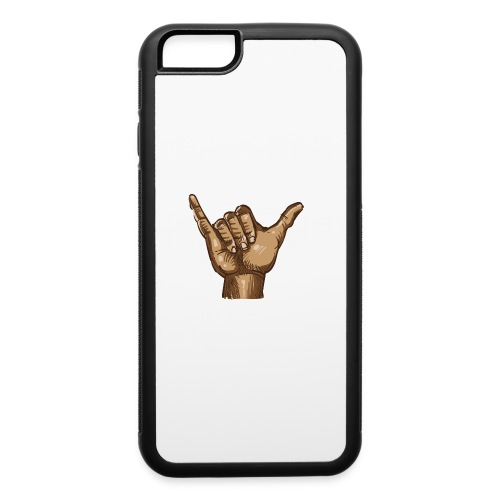 Shaka's Hand - iPhone 6/6s Rubber Case