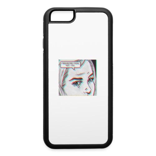 Sassy Princess - iPhone 6/6s Rubber Case
