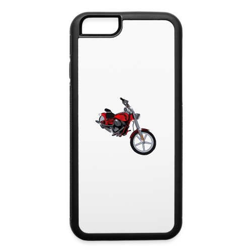 Motorcycle red - iPhone 6/6s Rubber Case