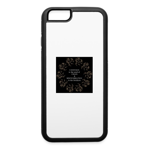 Chaos confusion - iPhone 6/6s Rubber Case
