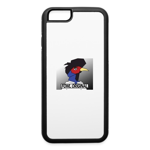 Fowl Original Logo - iPhone 6/6s Rubber Case