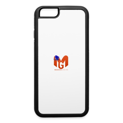 MaddenGamers MG Logo - iPhone 6/6s Rubber Case