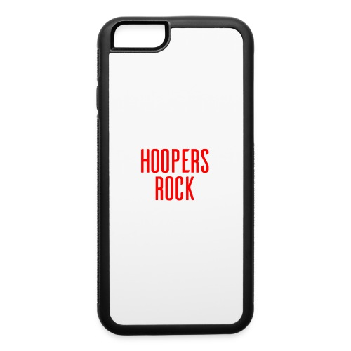 Hoopers Rock - Red - iPhone 6/6s Rubber Case