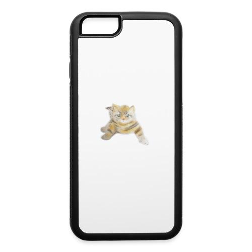 sad boy - iPhone 6/6s Rubber Case