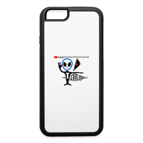 Tshirt NewOTLogo Final 2018 11 05 - iPhone 6/6s Rubber Case