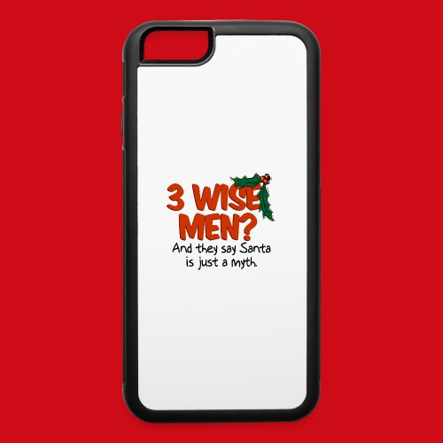 3 Wise Men? - iPhone 6/6s Rubber Case