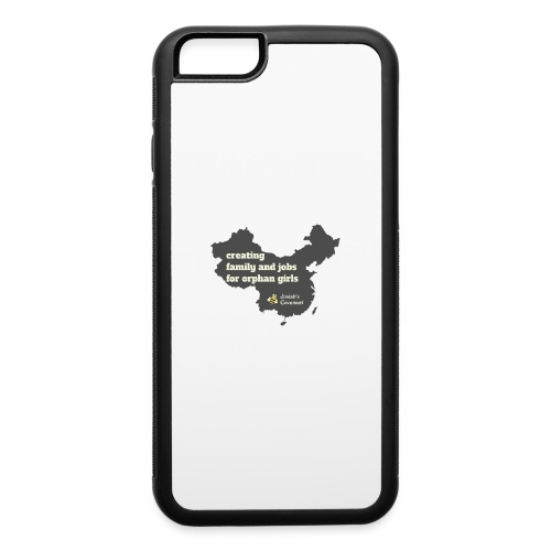 Josiah's Covenant - map - iPhone 6/6s Rubber Case