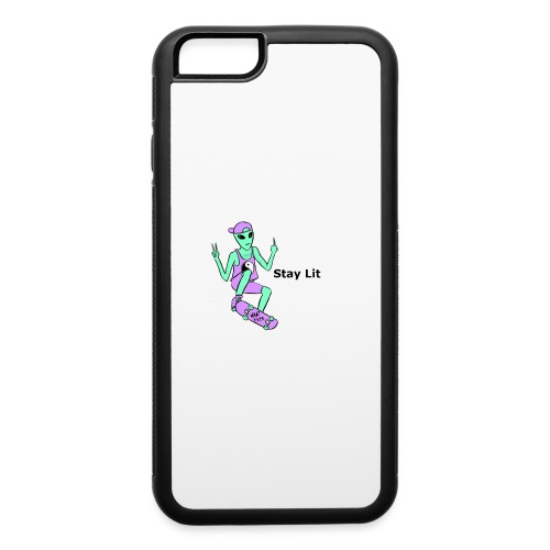 Stay Lit - iPhone 6/6s Rubber Case