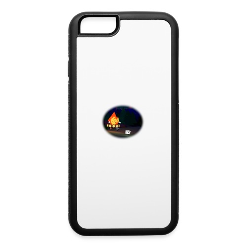 'Round the Campfire - iPhone 6/6s Rubber Case