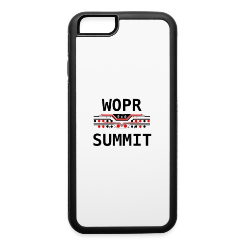 WOPR Summit 0x0 RB - iPhone 6/6s Rubber Case