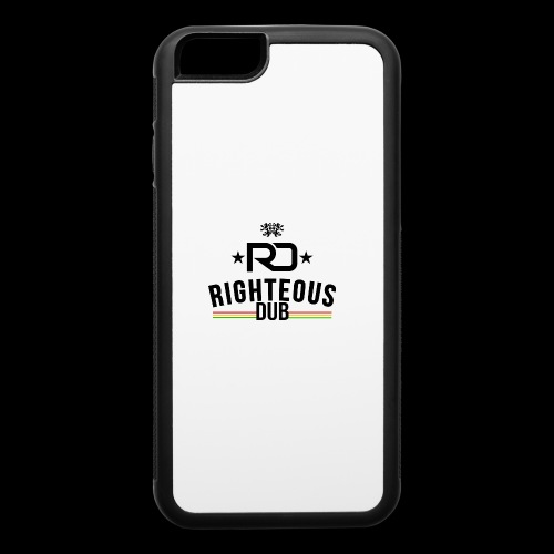 Righteous Dub Logo - iPhone 6/6s Rubber Case