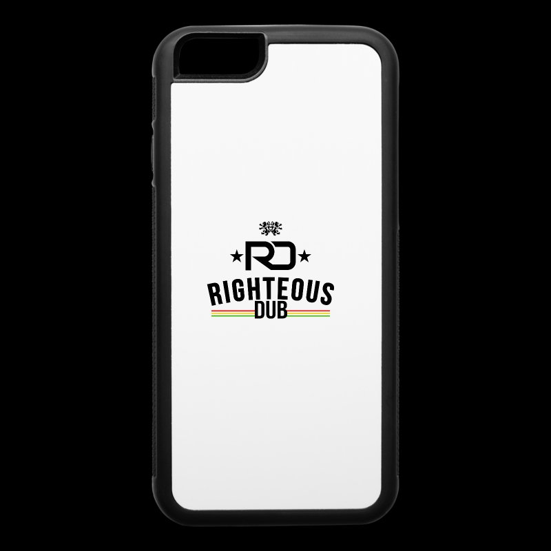 Righteous Dub Logo - iPhone 6/6s Rubber Case