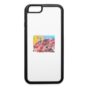 skribble TWB - iPhone 6/6s Rubber Case