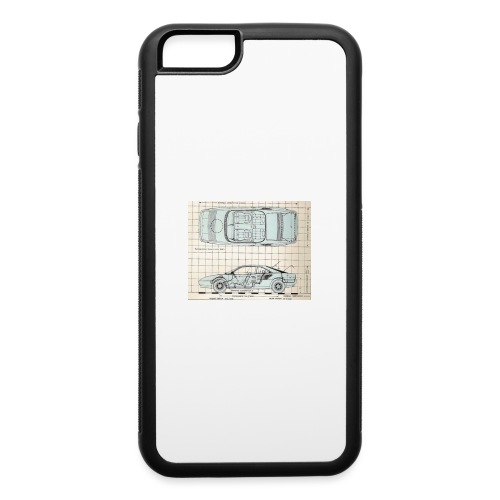 drawings - iPhone 6/6s Rubber Case