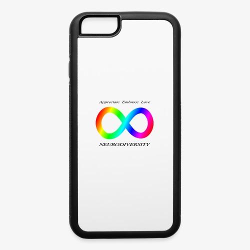 Embrace Neurodiversity - iPhone 6/6s Rubber Case
