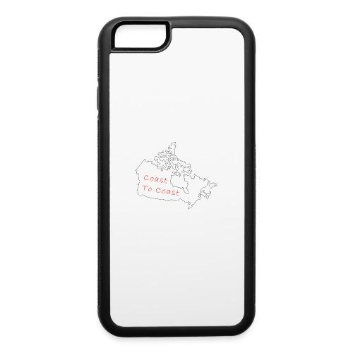 Coast to Coast - iPhone 6/6s Rubber Case