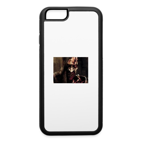 Zomby stranger - iPhone 6/6s Rubber Case