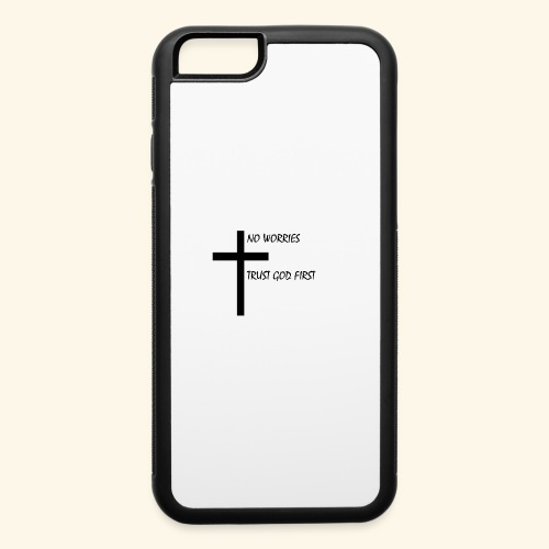 No Worries - iPhone 6/6s Rubber Case