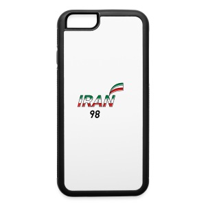 Iran's France 98 20th Anniversary Tee - iPhone 6/6s Rubber Case